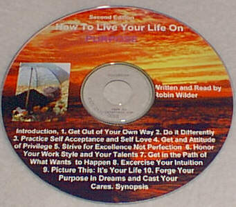 How To Live Your Life On Purpose Audio CD